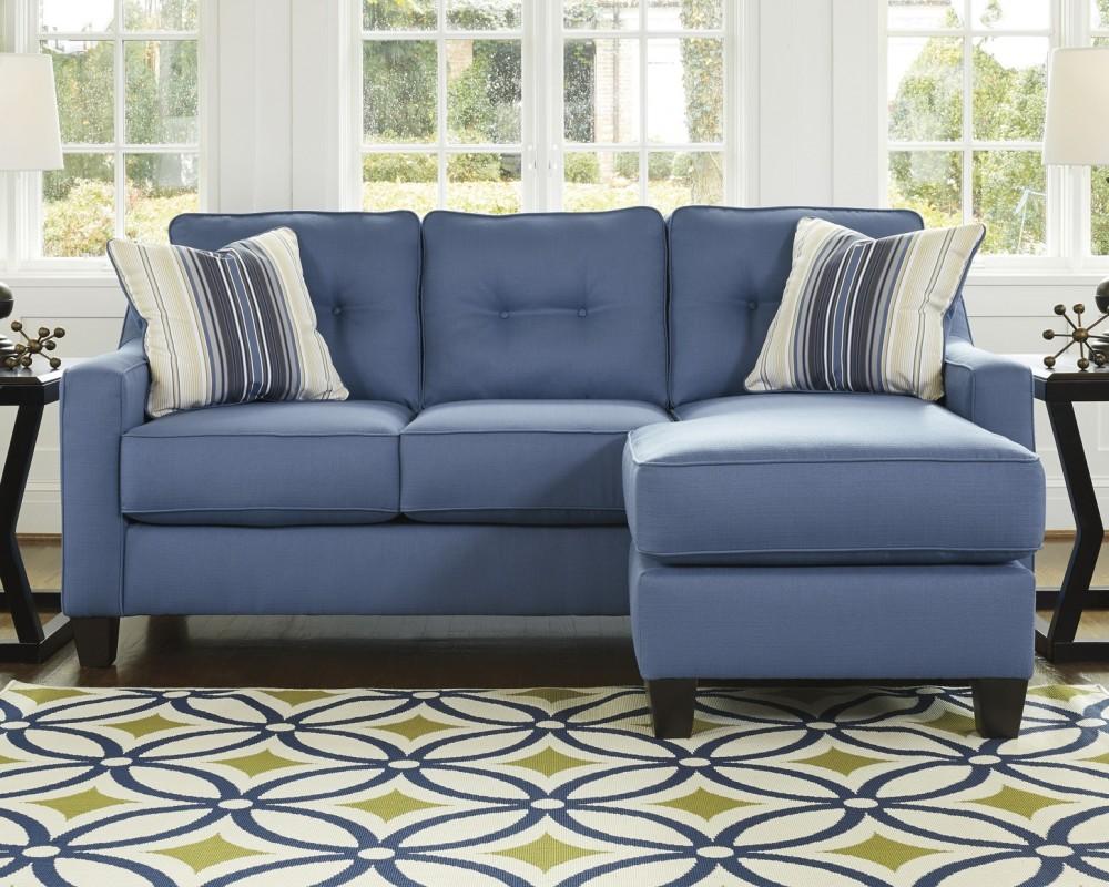 Aldie Nuvella - Blue - Sofa Chaise | 6870318 | Sofas | Regency ...