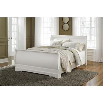 Anarasia Queen Sleigh Bed