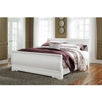 Anarasia King Sleigh Bed