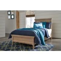 Klasholm Twin Panel Bed