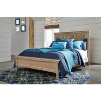 Klasholm Full Panel Bed