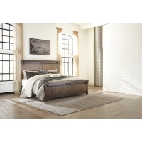 Lakeleigh Cal King Panel Bed