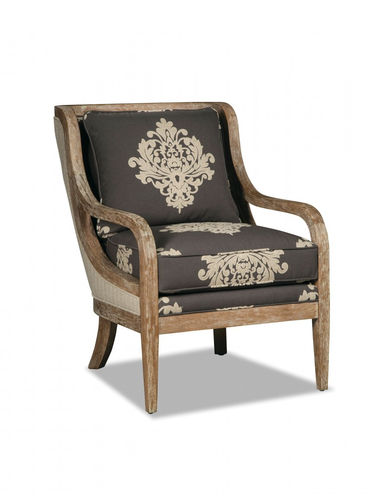Medallion Accent Chair Living Room Plantation Furniture