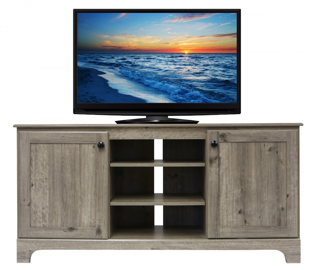22601 Weathered Gray Ash Tv Stand 22601 Tv Stands Sharon S