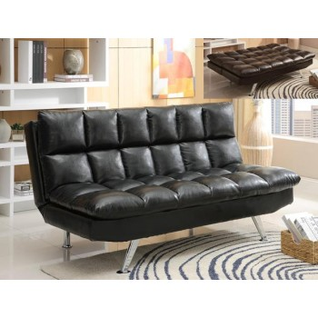 Sundown Black Futon