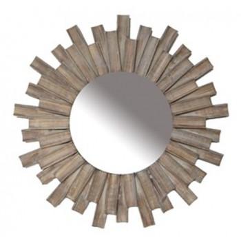 Donata - Natural - Accent Mirror