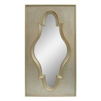 Julieta - Antique Silver Finish - Accent Mirror