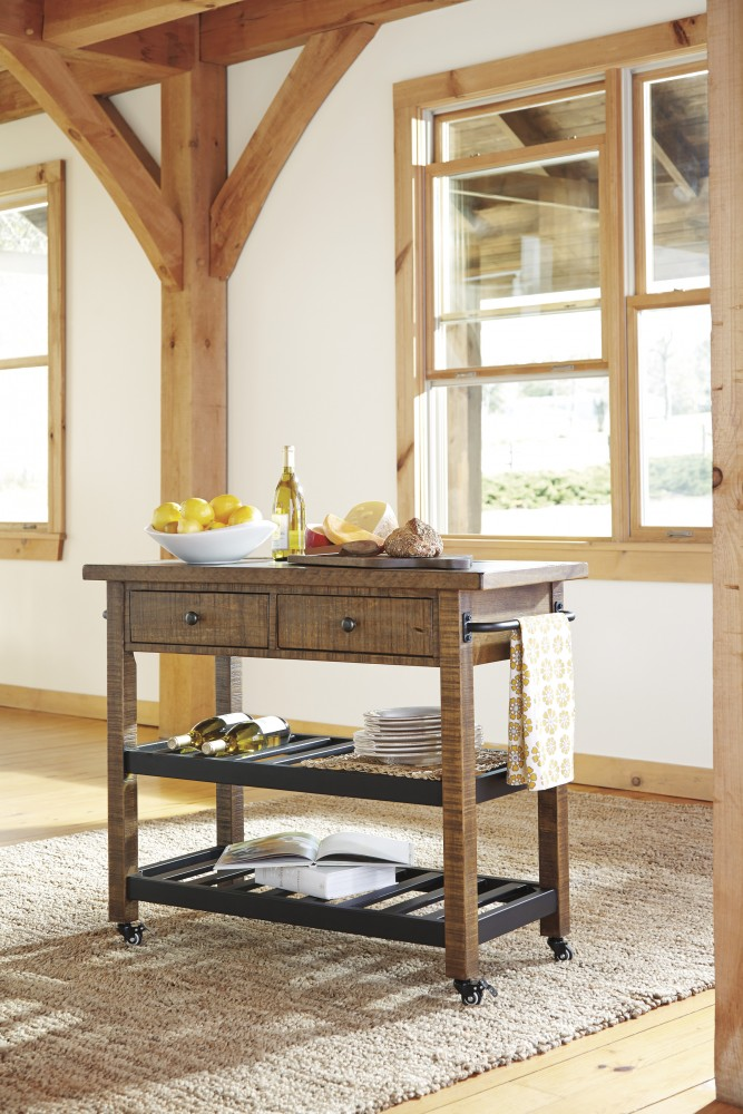 Marlijo - Multi - Kitchen Cart