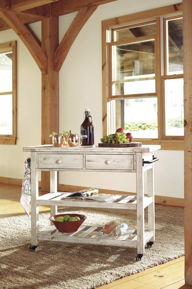 Marlijo - Multi - Kitchen Cart