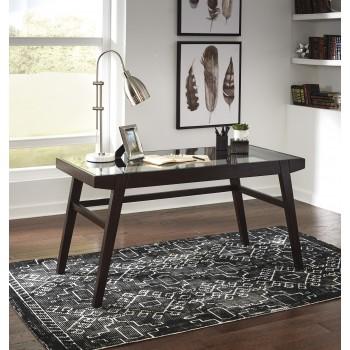 Chanceen - Dark Brown - Home Office Desk