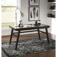 Chanceen - Dark Brown - Home Office Desk