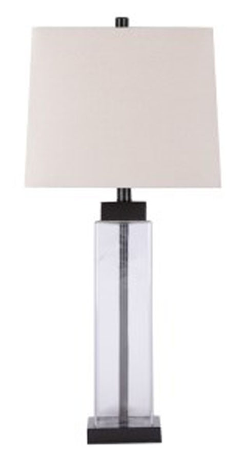 Alvaro clearbronze finish glass table lamp 2cn l431374 alvaro clearbronze finish glass table lamp 2cn aloadofball Choice Image