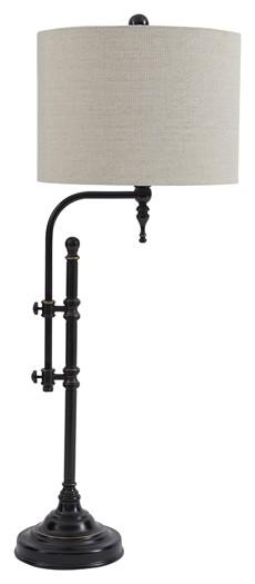 Anemoon Black Metal Table Lamp 1 Cn L734252 Lamps Price