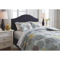 Gastonia - Gray/Yellow - King Comforter Set