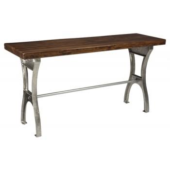 Dresbane - Warm Brown - Sofa Table