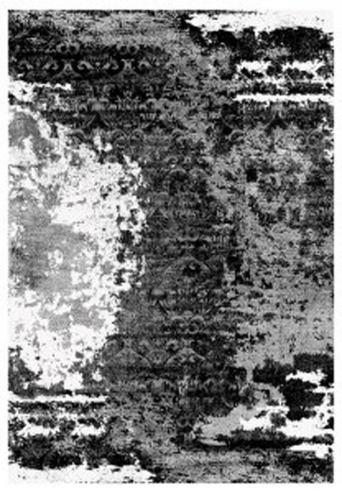 Roskos - Black/Gray - Medium Rug