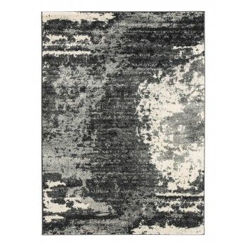 Roskos - Black/Gray - Medium Rug