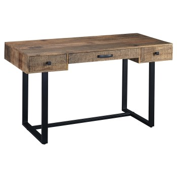 Viganni - Light Brown - Home Office Desk