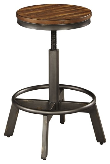 torjin two tone brown stool 2 cn d440 024 bar stools
