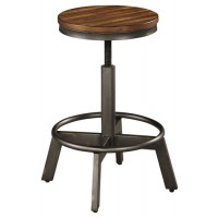 Torjin - Two-tone Brown - Stool (2/CN)