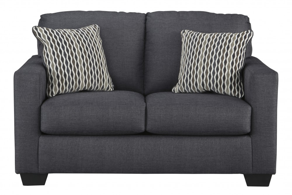 Bavello - Indigo - Loveseat