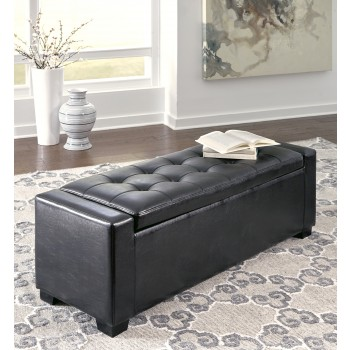 Benches - Multi - Upholstered Storage Bench
