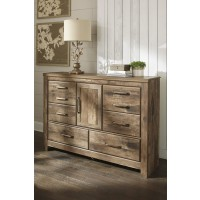 Blaneville - Brown - Dresser