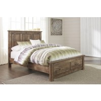 Blaneville Queen Storage Footboard