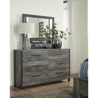 Cazenfeld - Black/Gray - Bedroom Mirror
