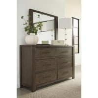 Camilone - Dark Gray - Bedroom Mirror