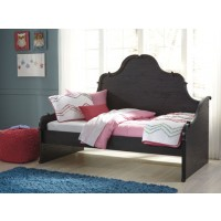 Corilyn - Dark Brown - Daybed