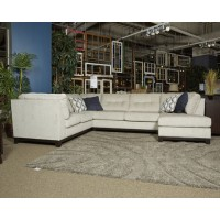 Beckendorf - Chalk - Armless Loveseat