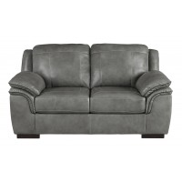 Islebrook - Iron - Loveseat