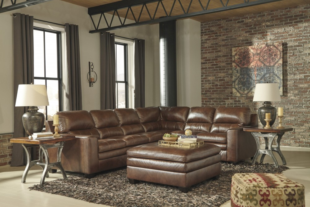 Gleason - Canyon - Oversized Accent Ottoman