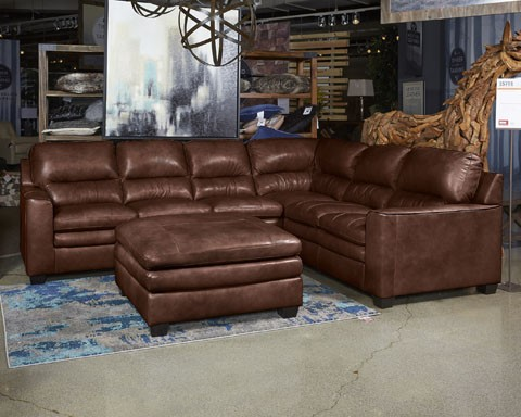 Gleason Canyon Raf Sofa W Corner Wedge 1570349 Sectional