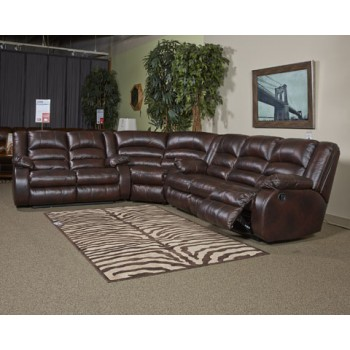 Levelland - Cafe - Reclining Loveseat