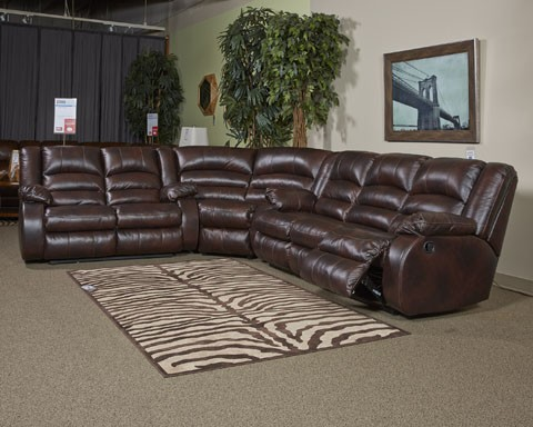 Levelland - Cafe - Reclining Sofa