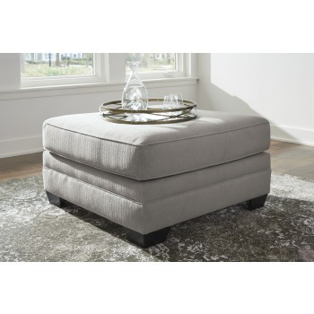 Palempor - Pebble - Oversized Accent Ottoman
