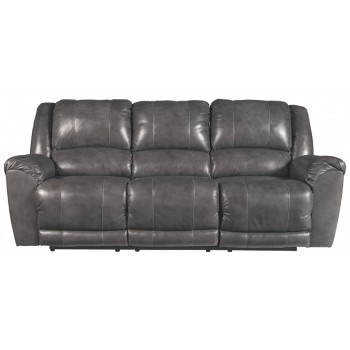 Persiphone - Charcoal - Reclining Power Sofa
