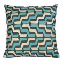 Babette - Blue/Gray - Pillow
