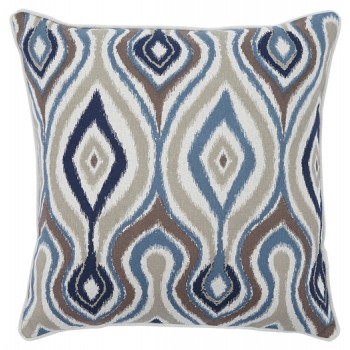 Russell - Brown/Blue - Pillow