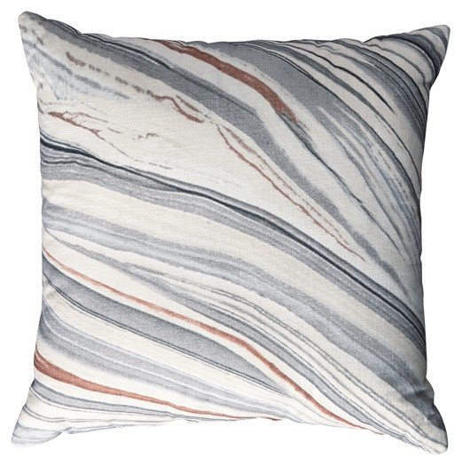 Miquel - Gray/Cream - Pillow