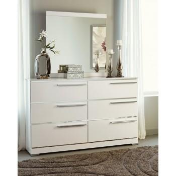 Brillaney Dresser & Mirror