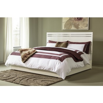 Brillaney King Panel Bed