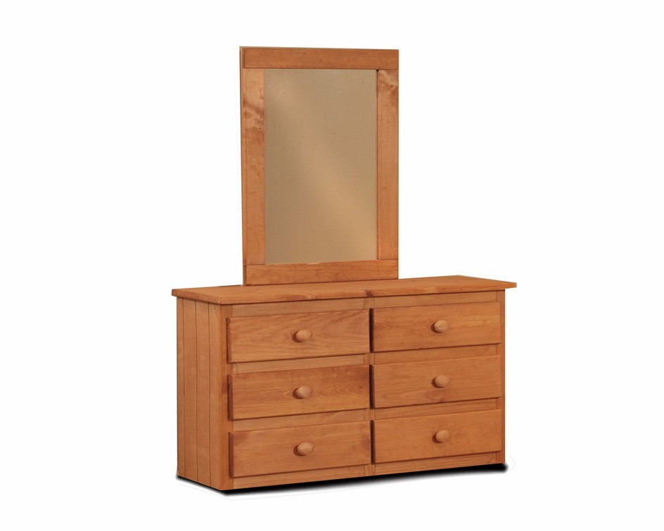 Solid Wood Dresser Mirror 7956 Dresser Mirror National