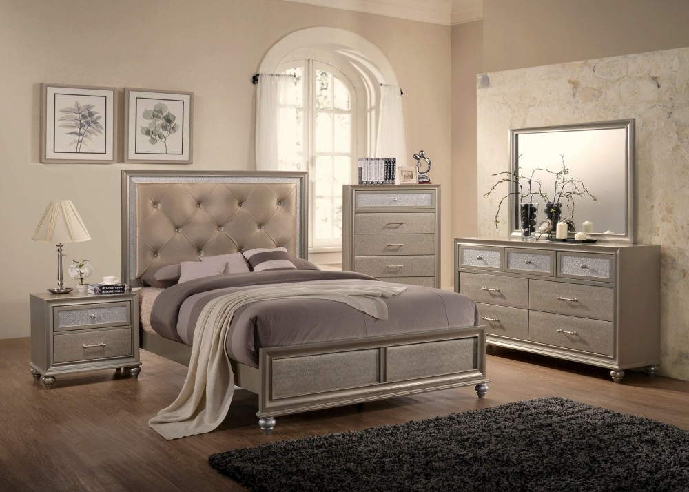 piece queen java rustic bedroom set mazin
