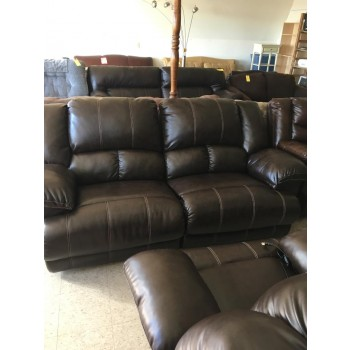 Power Reclining Sofa and Chair