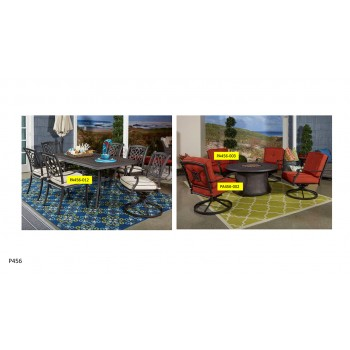 Burnella - Beige/Brown - Lounge Seat Cushion