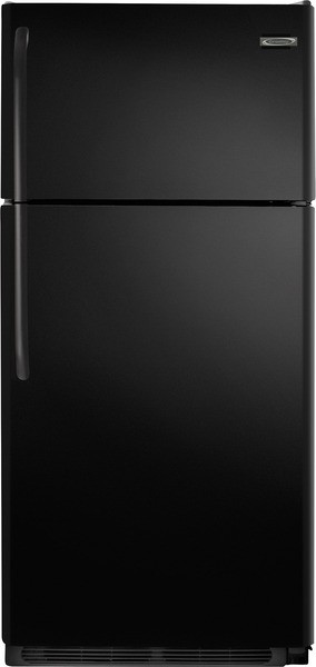 Crosley 18.2 Cubic Foot Refrigerator/Black