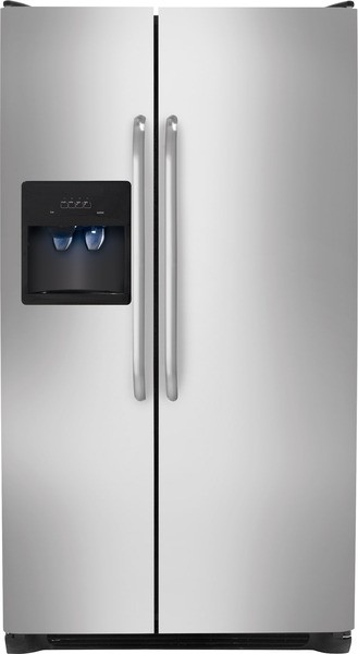 Crosley 23.2 Cubic Foot Refrigerator-Stainless